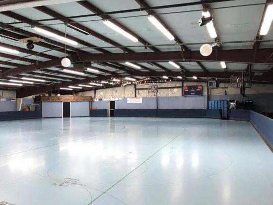 Ukiah, CA: Skate City - 2017