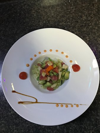 Leeds, AL: Izumi sashimi Salad