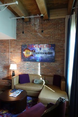 Sioux City, IA: That would be the living room