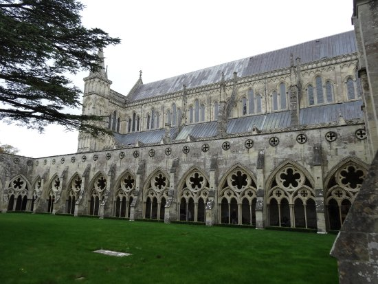Salisbury Cathedral: Cathedral V