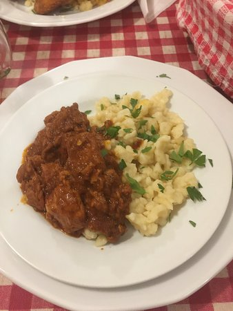 Photo of Eastern European Restaurant Kisharang Restaurant at Október 6. Utca 17., Budapest 1051, Hungary