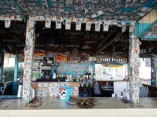 Perry S Ocean Edge Resort Tiki Bar