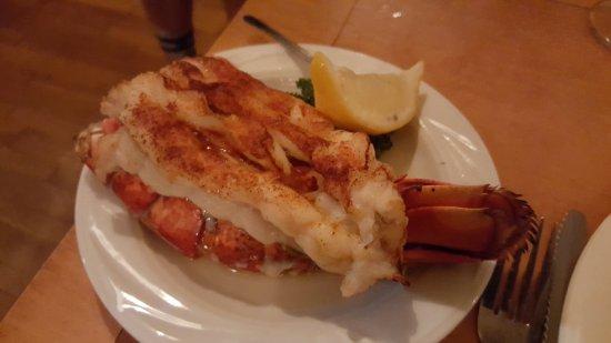 Trevor, WI: 7oz Side Lobster