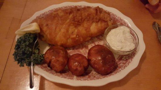 Trevor, WI: Fish & Chips