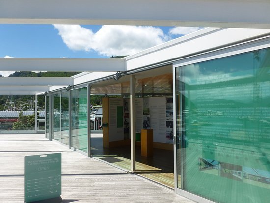 Picton, Neuseeland: The National Whale Centre