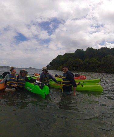 Barefoot Travelers Kayak Tour to Monkey Island: photo1.jpg