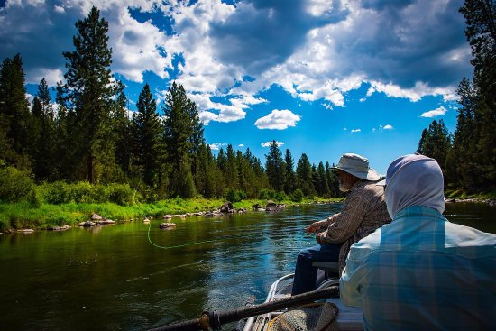 Missoula, MT: Blackfoot River taken by Brett Bentley