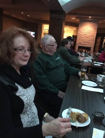 Jonquiere, Kanada: The food is fantastic
