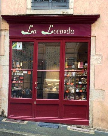 Cluny, ฝรั่งเศส: La Locanda