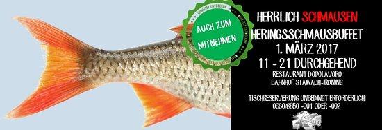 Stainach, Österreich: Heringsschmaus