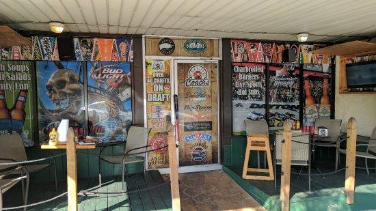 Inverness, FL: Front Entrance