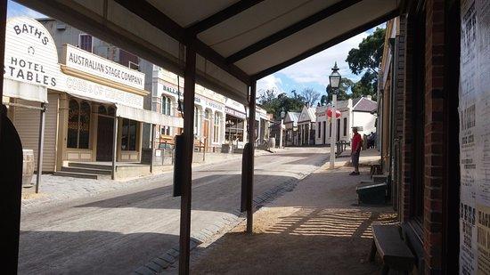 Sovereign Hill: Main Street