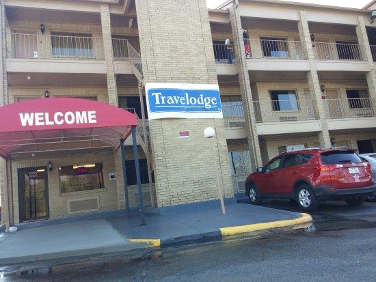 Travelodge Hotel Hobby Airport