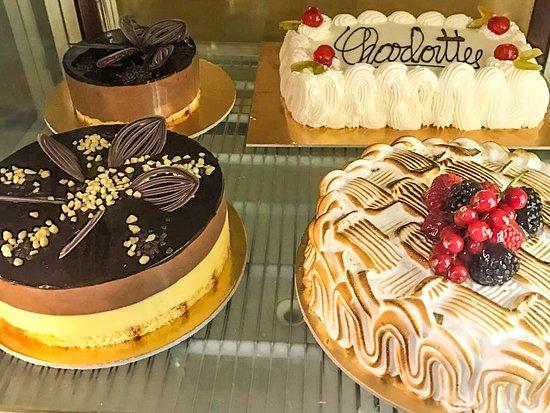 Costalpino, İtalya: Alcune delle nostre torte.
