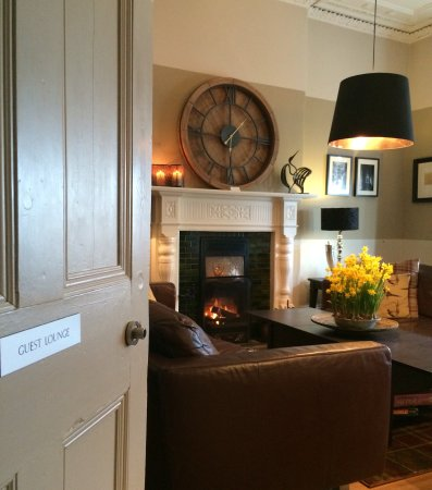 Helensburgh, UK: Guest Lounge @ No.20