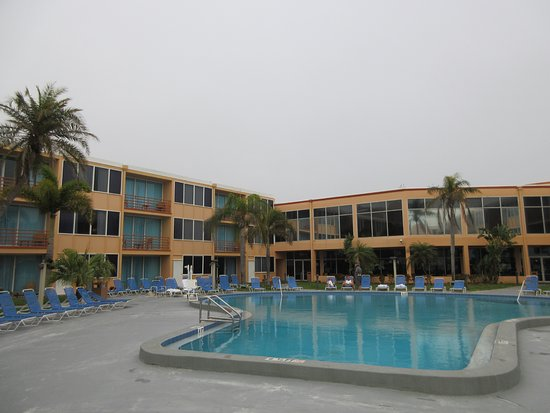 Dolphin Beach Resort: Nice Pool