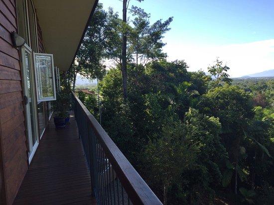Edge Hill, Australien: Vista