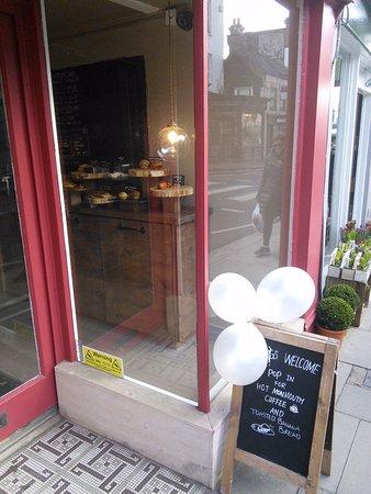 Photo of Restaurant Bunny Yawn at 84 Heath Street, London NW3 1DN, United Kingdom