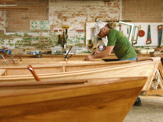 Thibodaux, LA: History is preserved at attractions like the Center for Traditional Louisiana Boat Building.