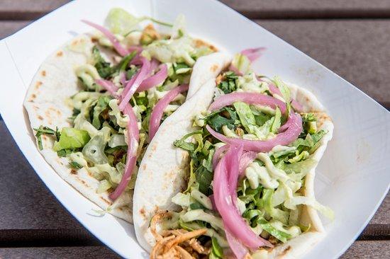 Orland Park, IL: Chicken Tinga Tacos