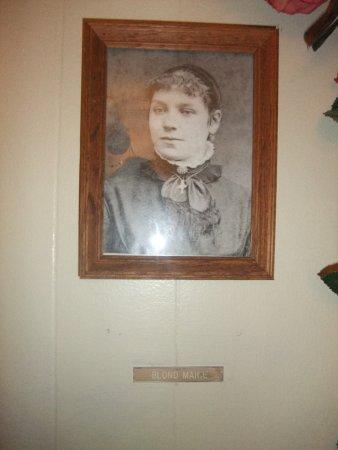 Tombstone Bordello: Blonde Marie