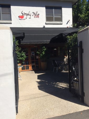 Orange, Australia: Simply Nile Cafe