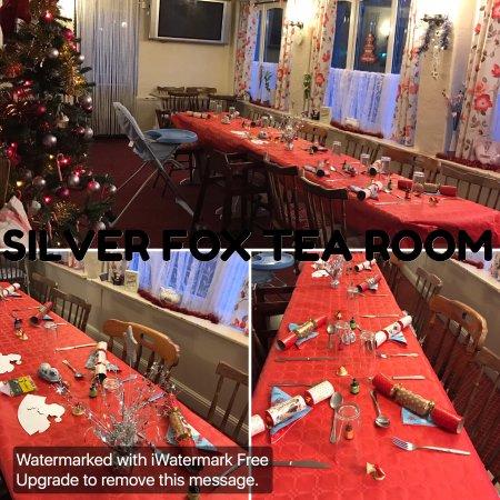 Silver Fox Tea Room Norwich