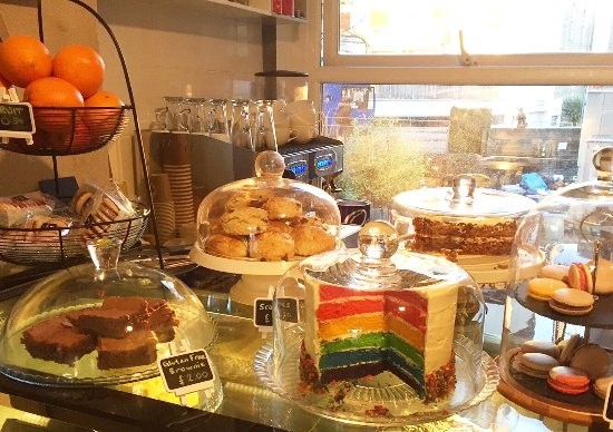 Sale, UK: Amphora Cafe