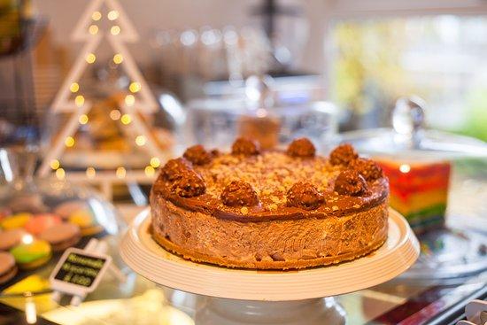 Sale, UK: Amphora Cafe
