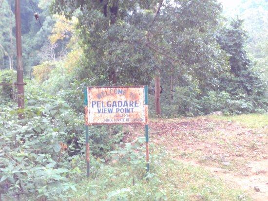 Tura, India: The Signboard