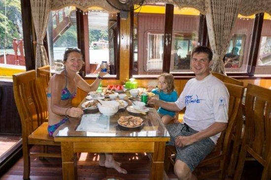 Hai Phong, Vietnam: our cruises