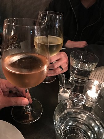Cork & Fork: Chardonnay & Rosé