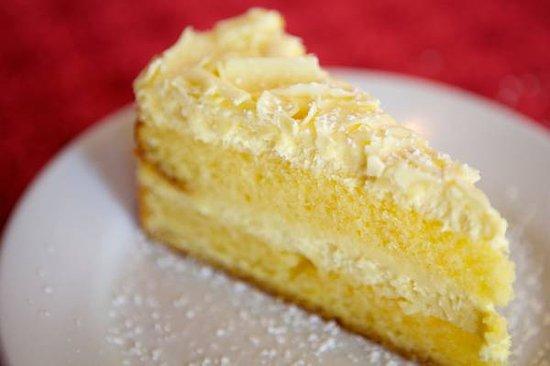 Limoncello Cake Picture Of Moni S Pasta And Pizza Edmond