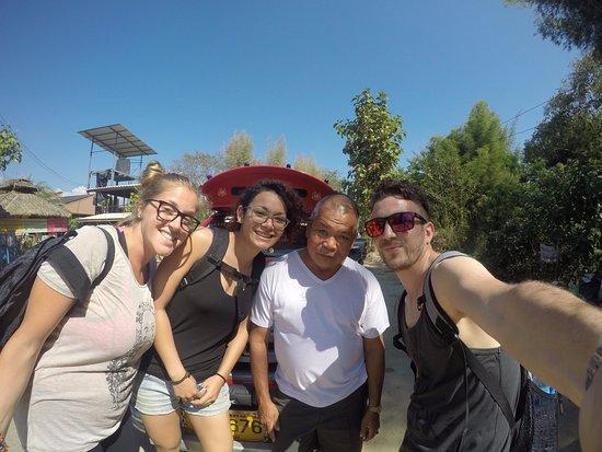 Hang Dong, Tailandia: foto con autista