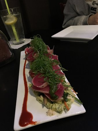 Smithfield, RI: Asian Tuna is an absolute must if your craving something fresh and delicious!