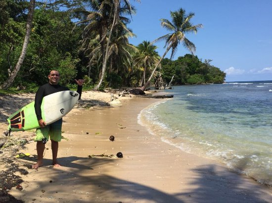Carenero Island, ปานามา: photo1.jpg