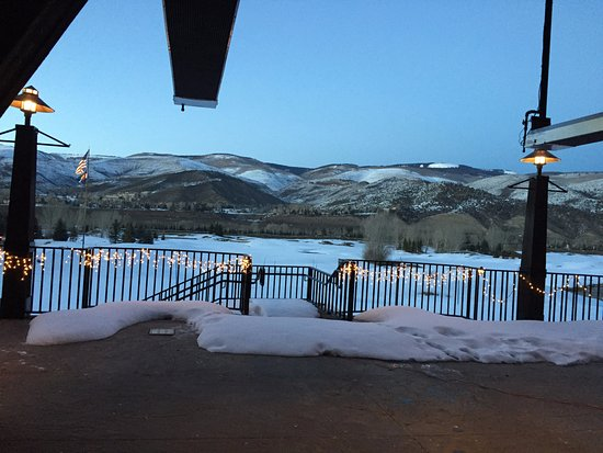 Edwards, CO: View from inside