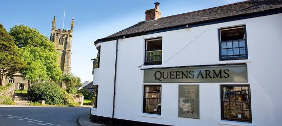 Breage, UK: The Queens Arms