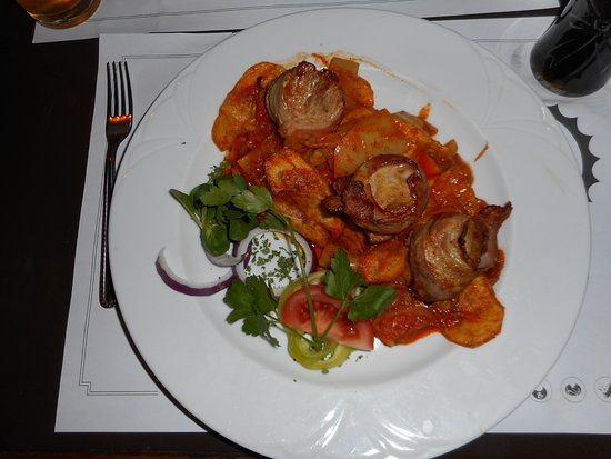 Kaltenberg : Pork dish