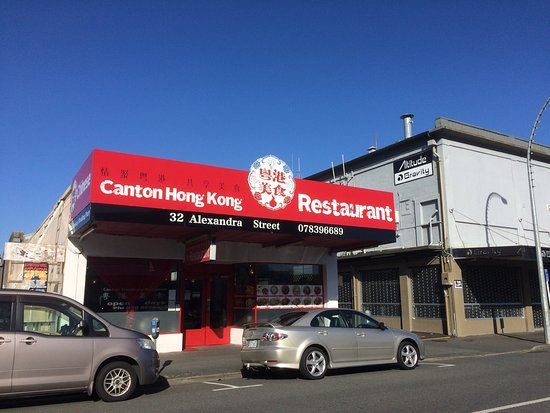 Canton Chinese Food Restaurant