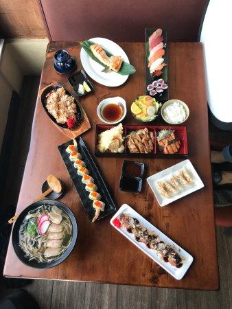 San Mateo, CA: Kaori Sushi and Sake Bar