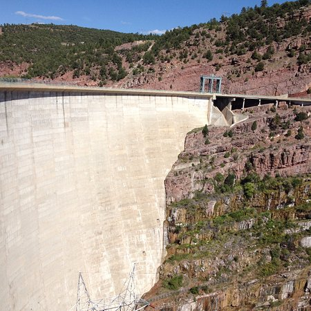 Rock Springs, WY: flaming gorge dam