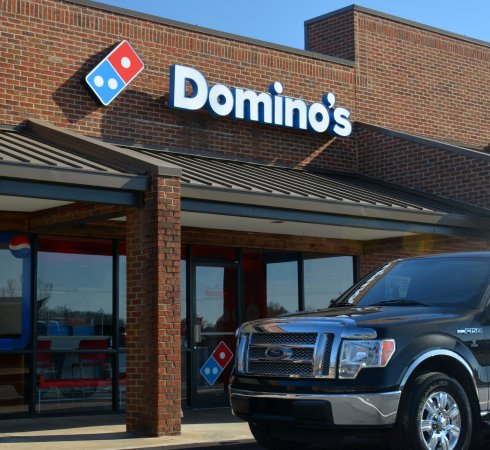 Gastonia, NC: Small well run Domino's