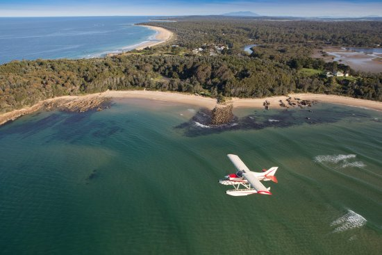 Moruya, Australie : Experience the amazing NSW South Coast in style