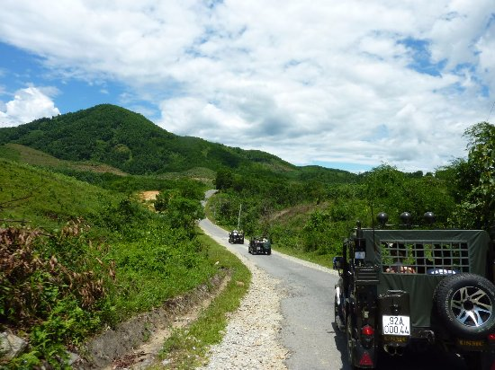 Hoi An Jeep Adventures