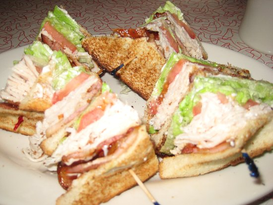 Lock Haven, PA: Clubhouse Sandwich