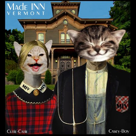 Made Inn Vermont An Urban Chic Bed And Breakfast Best B Near Champlain