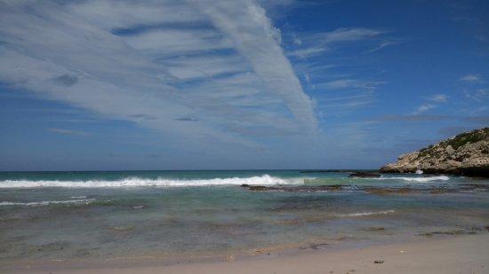Strand bei Arniston (schlecht)