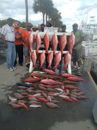 Captain Hank Charters: Snappers!