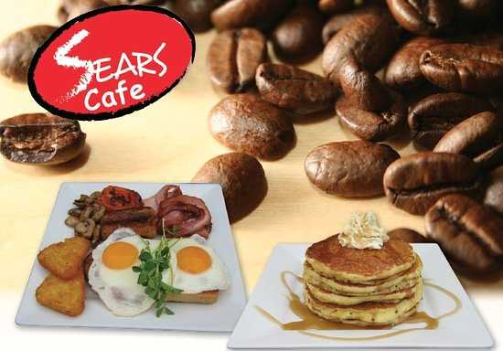 Breakfast at Sears Cafe! - Picture of Sears Cafe, Bunbury